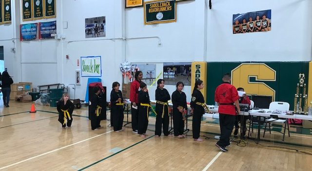 SELF-DEFENSE COMPETITION ON 15-12-2019